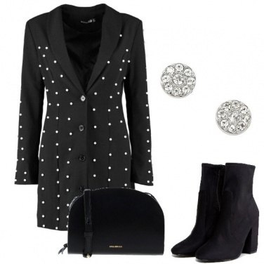 Outfit L\'abito che sembra una giacca