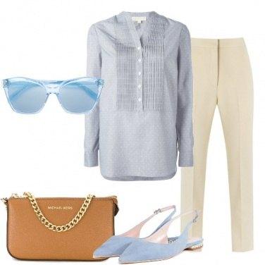 Outfit Sobria semplicità