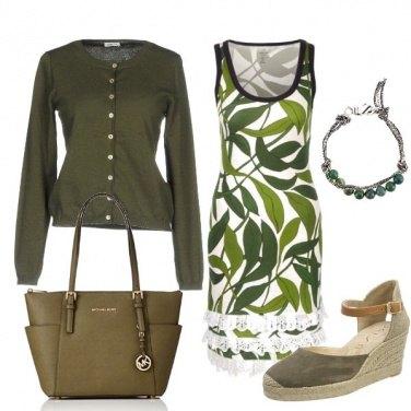 Outfit Le foglie del bosco