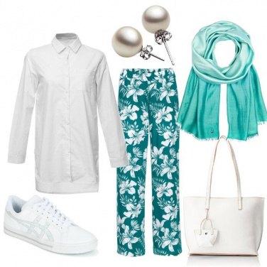 Outfit Quei fiori bianchi