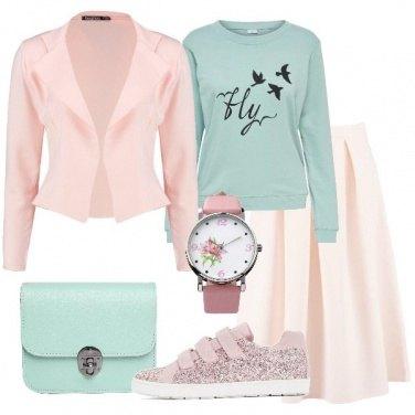 Outfit Un tenero volo