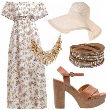 Outfit Il mio boho chic