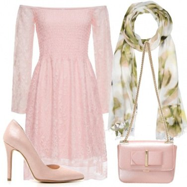 Outfit Romantica pura