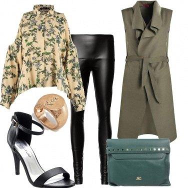 Outfit Soprabito gilet