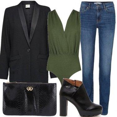 Outfit Il mio blazer preferito