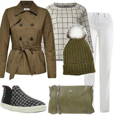 Outfit Outfit Basic #1450-2018