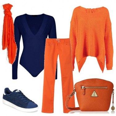 Outfit Spicchi d\'arancio