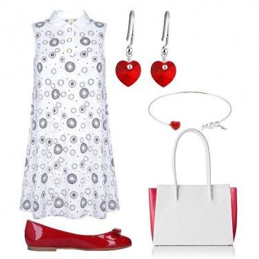 Outfit Signorina di cuori