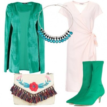 Outfit Verde, che amore