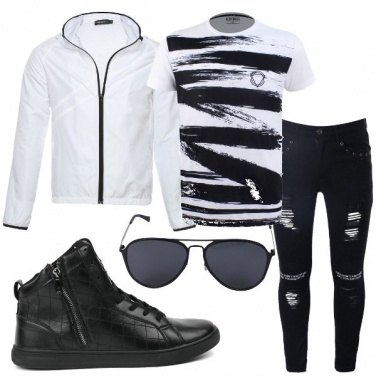 Outfit Outfit Casual #322-2018