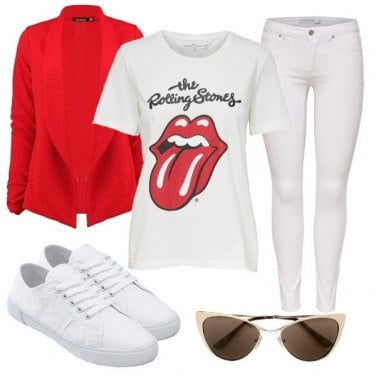 Outfit The Rolling Stones