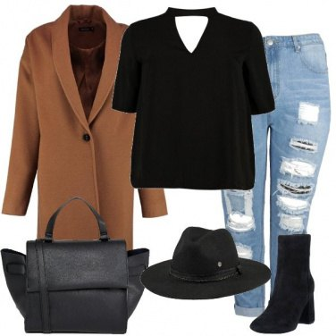 Outfit Curvy e trendy