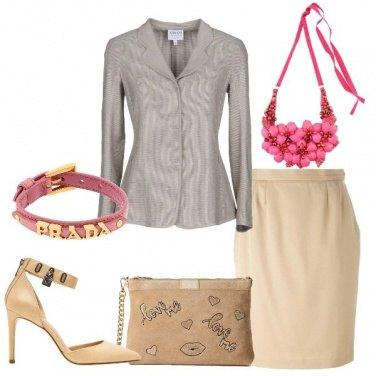 Outfit Freschezza chic