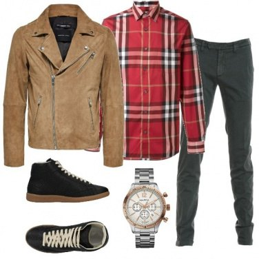 Outfit Scozzese