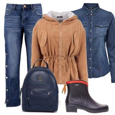 Outfit Come mi vesto oggi