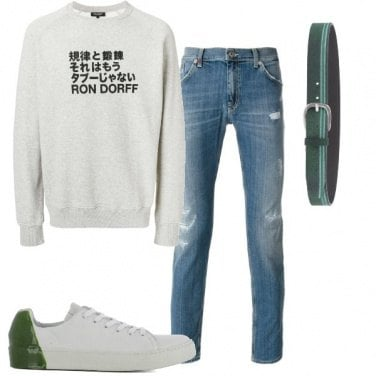 Outfit Outfit Casual #333-2018