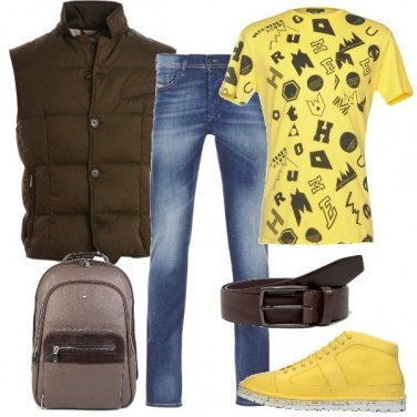 Outfit Weekend fuori porta