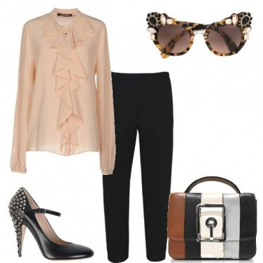 Outfit Outfit Chic #785-2018