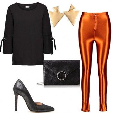Outfit I pantaloni skinny