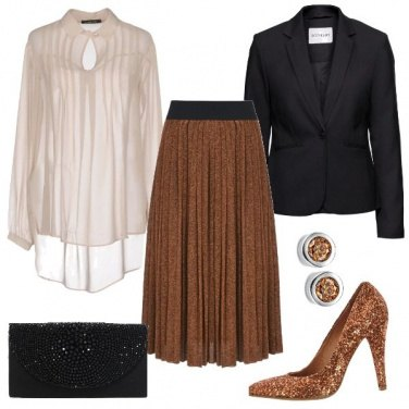 Outfit Bronzo