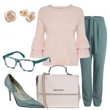 Outfit Perfetta in ufficio