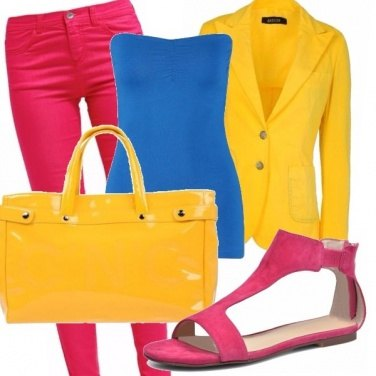 Outfit Coloriamoci!