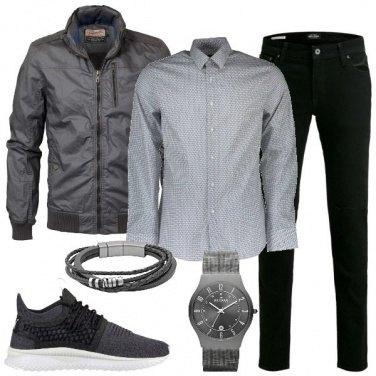 Outfit Bracciale e orologio