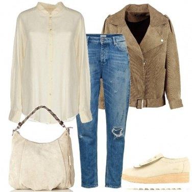 Outfit Il chiodo verdone