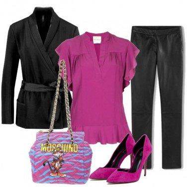 Outfit Attenta ai dettagli