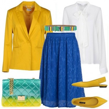 Outfit Benvenuto colore