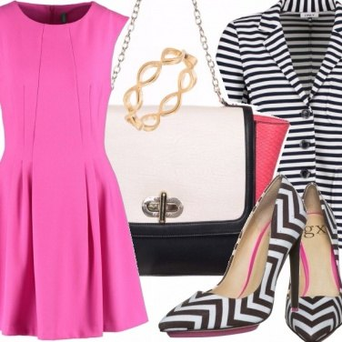 Outfit Pink is my favorite color!