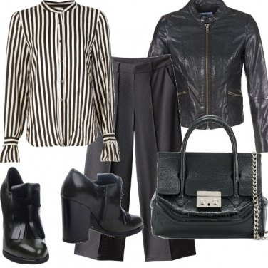 Outfit Outfit Trendy #2051-2018