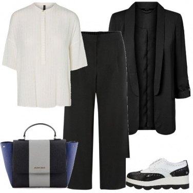 Outfit Il blazer lungo