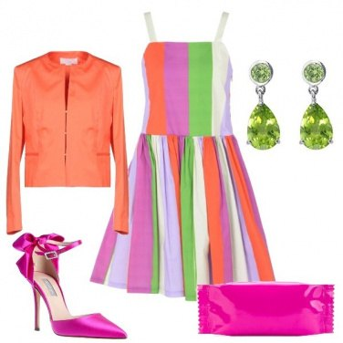 Outfit Tuttocolori