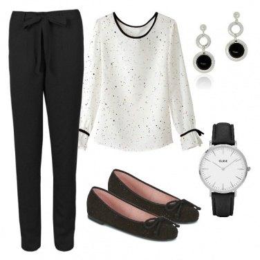 Outfit Tocco di glitter