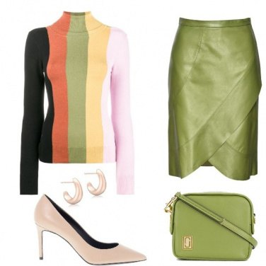 Outfit Color blocks