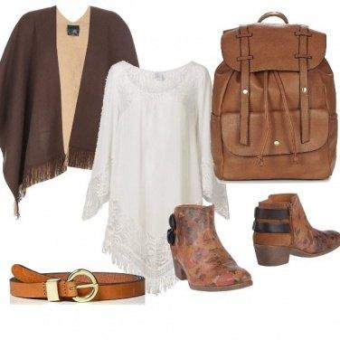 Outfit Dal Texas con furore