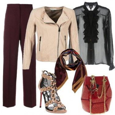 Outfit Curve di moda