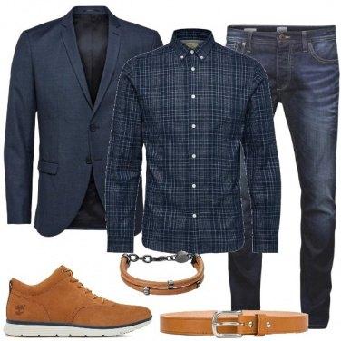 Outfit Dettagli cuoio