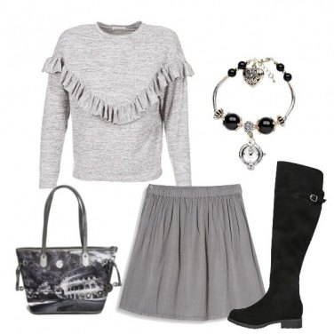 Outfit Roma nel cuore