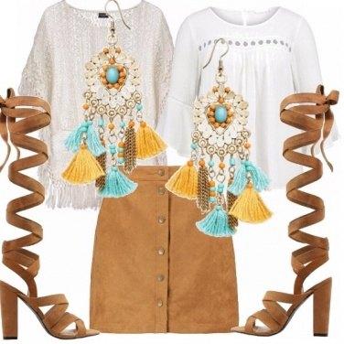 Outfit Libera e bella!