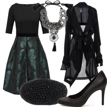 Outfit Decisamente signorile