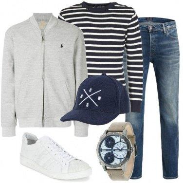 Outfit Classico e comodo