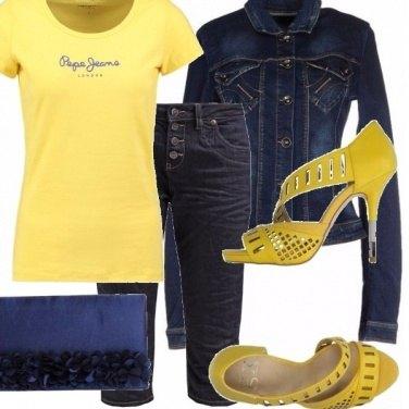 Outfit Let\'s go denim!