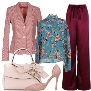 Outfit Mix and match sgargiante