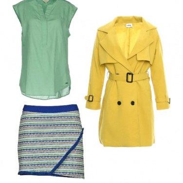 Outfit pomeriggio shopping