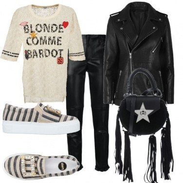 Outfit Rock #191