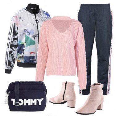 Outfit Sporty rivisitato