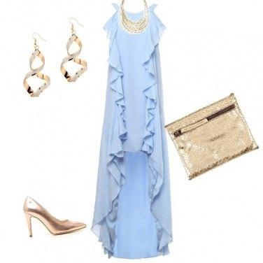 Outfit Cena in crociera