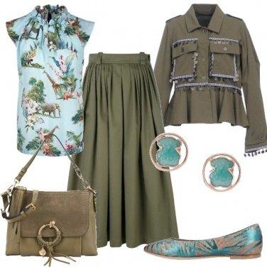 Outfit Come un'esploratrice